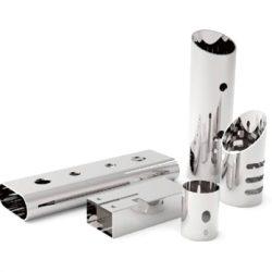 Macchina Taglio Laser Fibra GCF60T - Prova di Taglio