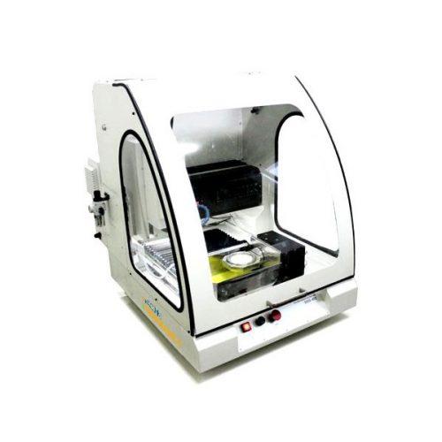 Mini-Pantografo-CNC-Cambio-Utensili-Automatico GLG300S-ATC